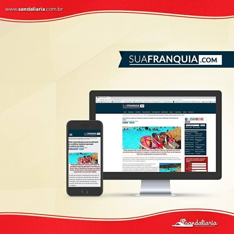 Unidade do Complexo do Hot Park é destaque do Portal SuaFranquia.com