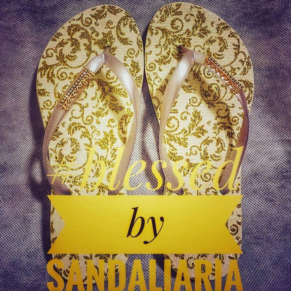 Sandaliaria lança sua primeira linha de sandálias exclusivas
