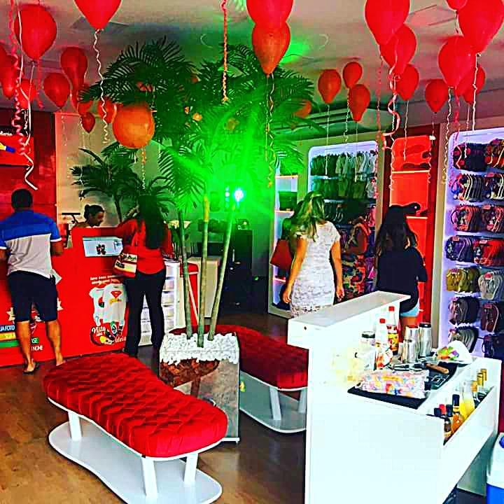 Inaugurada a primeira loja CONCEITO