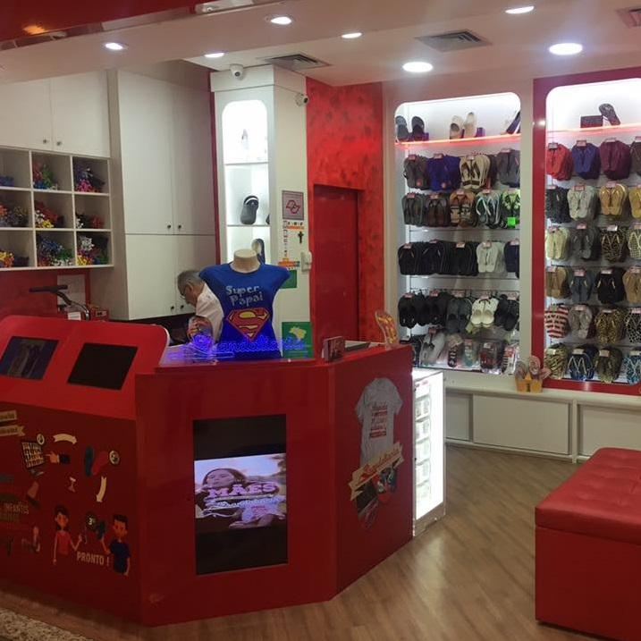 Sandaliaria Carrefour Osasco