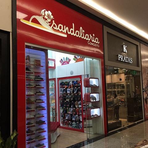 Sandaliaria Cacoal Shopping