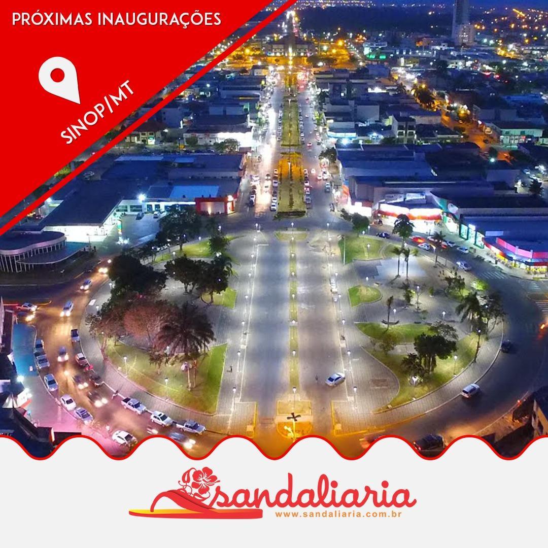 Sandaliaria divulga mais 04 inaugurações para primeiro Semestre